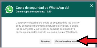¿Cómo hacer una copia de seguridad de WhatsApp?