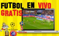 Ver futbol en vivo gratis online